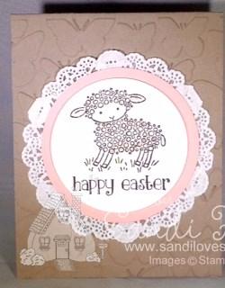 3-25-16 Easter Lamb