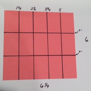 Scoring pattern