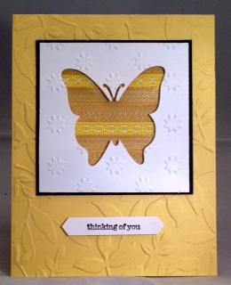 2 ribbon card front