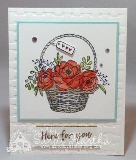 2-20-18 blossoming basket
