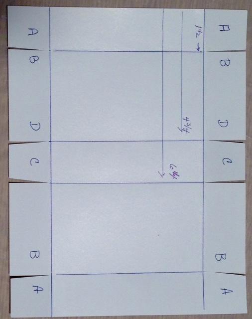 8 1-2 X 11 box