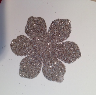 4-26-16 5 Sprinkle with glitter