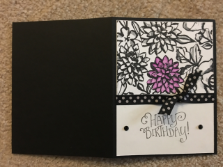Nancy Neal's card