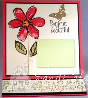 1Easel notepad front