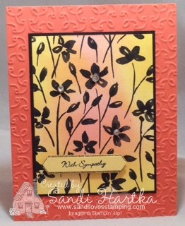 2-2-18 Petal Passion card - brayer