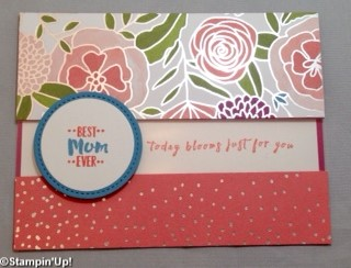 5-8-18 Mother's Day Card