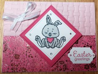 Amanda Bridgeforth bunny