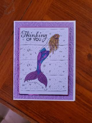 Stephany casper mermaid