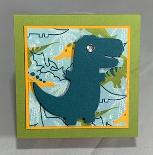 Dino notepad