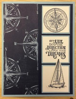 Tracie clarke sail away