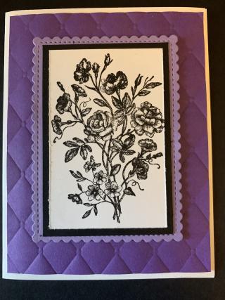 Terri kofsky purple