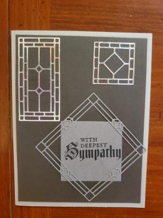 Stephany casper stained glass