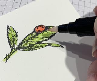 Blender pen