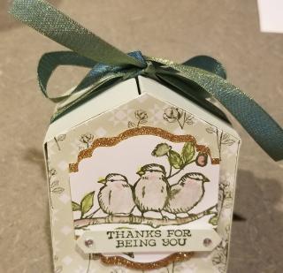 Robin litterello treat box