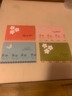 Diane flayhart - notecards