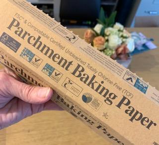 Parchment papr