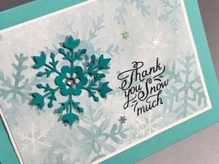 1 snowflake card cu