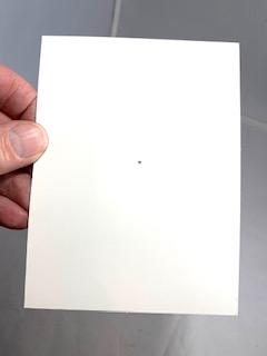 Pencil dot