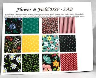 Field & flower sampler